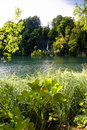 Plitvice Lake Royalty Free Stock Photos