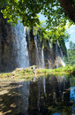 Plitvice Lakes National Park, Croatia Royalty Free Stock Photo