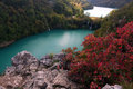 Plitvice National Park Stock Photography