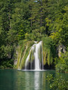 Plitvice National Park Stock Photo
