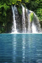Plitvice waterfall lakes in croatia one of the most amazing places on earth Stock Photos