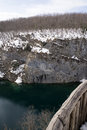 Plitvicka jezera national park. Royalty Free Stock Photo