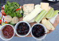 Ploughman`s Lunch Royalty Free Stock Photo