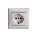 Plug socket. Royalty Free Stock Photo