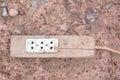 Plugs Стоковые Изображения RF