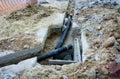 Plumbing Repair Royalty Free Stock Photo
