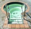 Plunge Pool Royalty Free Stock Photo