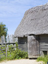 Plymouth Plantation Royalty Free Stock Photo