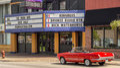 1964 Plymouth Valiant Signet 200, Woodward Dream Cruise, MI Royalty Free Stock Photo