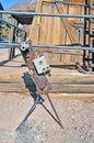 Pneumatic Drill Royalty Free Stock Photo