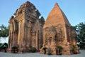Po Ngar Cham Towers in Nha Trang, Vietnam Royalty Free Stock Photo