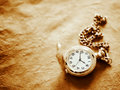 Pocket Watch Royalty Free Stock Photo