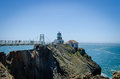 Point Bonita Lighthouse Royalty Free Stock Photo