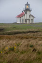 Point Cabrillo Light House Mendocino, California Stock Photo
