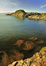 Point de Craignish, Argyll, Ecosse Photos libres de droits