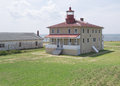 Point Lookout Lighthouse Overall Detail Stock Photos