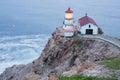 Point Reyes Lighthouse, Dusk Royalty Free Stock Photo