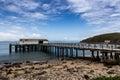 Point Reyes National Seashore park Royalty Free Stock Photo