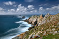 Pointe du Raz Royalty Free Stock Photos