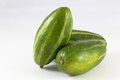 Pointed gourd potol asian or Royalty Free Stock Photos