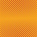 Points illustration of background with color orange Royalty Free Stock Image
