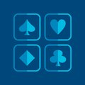 Poker icon theme