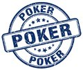 poker stamp