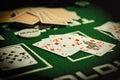 Poker texas holdem Royalty Free Stock Photo