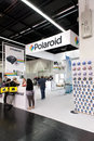 Polaroid at Photokina 2012 in Cologne, Germany Stock Photos
