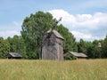 Polesie Rural Landscape And Ar...