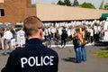 Polícia akcia