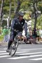 Police Bicycle Patrol