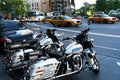 Police de New York Photos stock