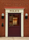 Police station Stock Images
