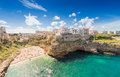 Polignano A Mare, Apulia, Italy Royalty Free Stock Photo