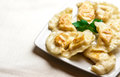 Polish dumplings Royalty Free Stock Photo