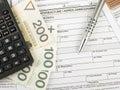 Polish individual income tax