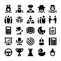 Polit vector icons here is a pack of express your creativity and kick start your graphic design projects with this set of Royalty Free Stock Photography