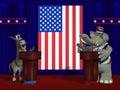 Political Debate Royalty Free Stock Photo