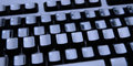 Politics Spelled Out on Keyboard