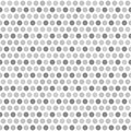 Polka dot pattern. Seamless vector
