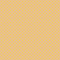 The polka dot pattern. Seamless vector illustration with round circles, dots. Yellow and brown.