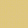 The polka dot pattern. Seamless vector illustration with round circles, dots. Yellow.