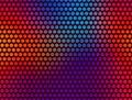 Polka Dot Pattern. Vector Background Royalty Free Stock Photo