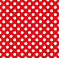 Polka dot seamless pattern Royalty Free Stock Image