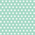 Polka dot seamless pattern abstract background fabric Royalty Free Stock Photography