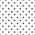 Polka Dot Seamless Pattern Bac...