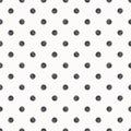 Polka Dot Seamless Pattern Bac...