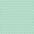 Polka dot vintage background illustration Royalty Free Stock Photos