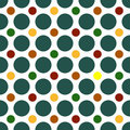 Polka Dots Background Royalty Free Stock Photos